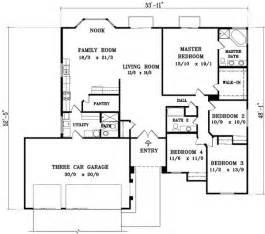 4 Bedroom Open Floor Plan Open Floor House Plans 4 Bedroom Arts
