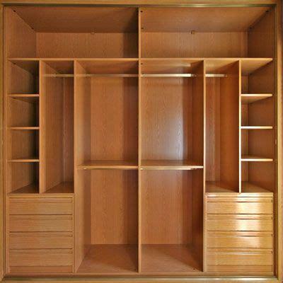 closets de madera en monterrey