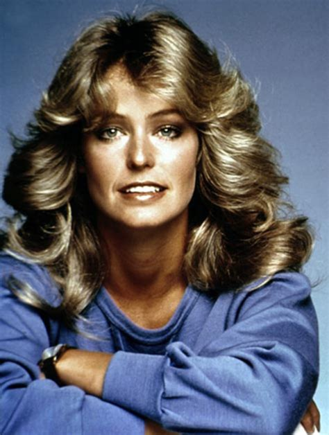 updated farrah fawcett hairstyle 1974 remembering farrah fawcett 1947 2009 us weekly