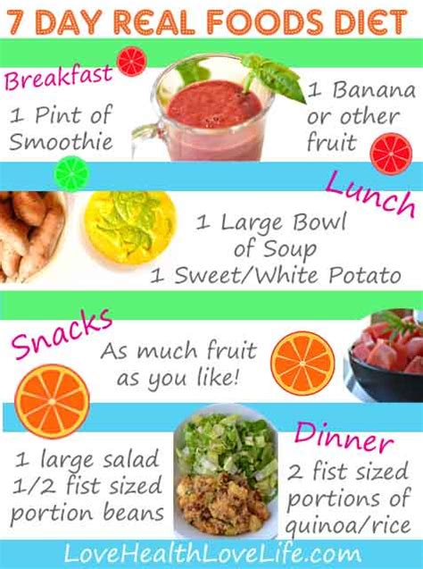 7 weight loss foods effective diet plans for weight loss
