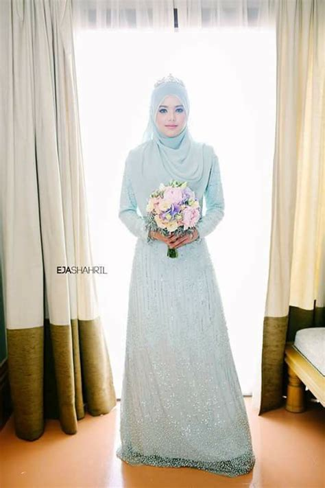 Dress Gamis Muslim Fatin Set Fatin Liyana By Eja Sharil Malaysia Muslim
