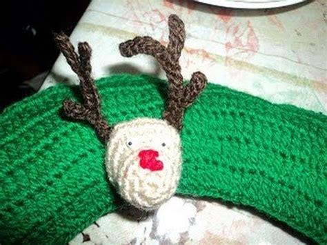 tejidos crochet navideos adornos navide 209 os a crochet renos tejidos a ganchillo