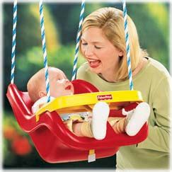 fisher price swing outdoor new fisher price outdoor infant toddler reclining swing