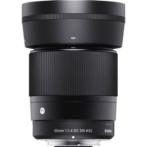Sigma 30mm F1 4 Dc Dn C sigma 30mm f1 4 dc dn c e mount lens info