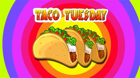 taco tuesday song  kids funny childrens  video