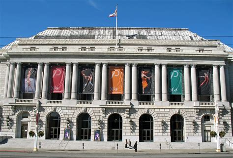 san francisco opera house war memorial opera house wikipedia