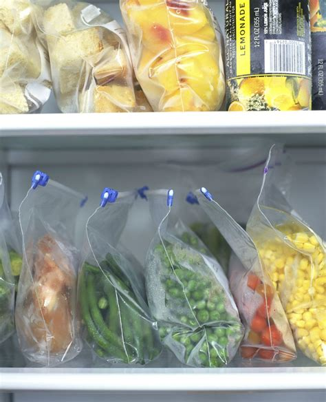 Freezer Frozen Food here s how food can be froze and stored in freezer