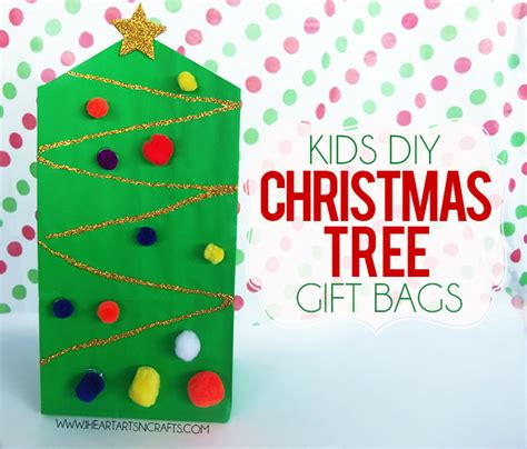 crafts for to make as gifts diy tree gift bag i arts n crafts