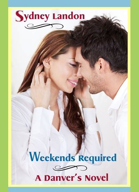 Weekends Required book book review sydney landon s