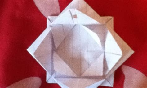 Origami Math Lessons - problem solving lesson bryony s triangle fractions