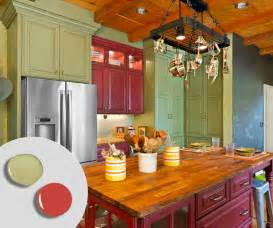 what color kitchen cabinets 2 barn red sage green 12 kitchen cabinet color combos