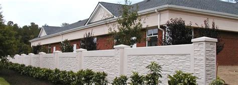 Boundary Wall Design by Perimeter Fence Stonetree 174 Fence