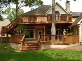 two story deck two story deck pictures two story deck home pinterest