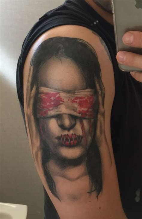 see no evil tattoo the gallery for gt fear no evil see no evil speak no evil