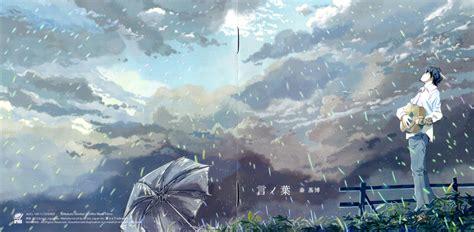 download mp3 full album the rain kotonoha no niwa main theme single rain mp3 download