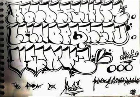 amazing graffiti alphabet letters  graffiti artists