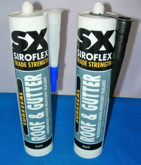 SIROFLEX ROOF & GUTTER FLASHING RUBBERISED WATER RESISTANT