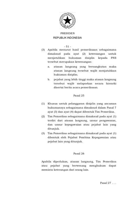 format berita acara pemeriksaan disiplin pns disiplin pns 2010 53 pp