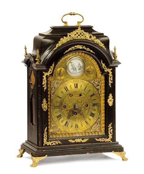 orologio da tavolo orologio da tavolo in legno ebanizzato quadrante in
