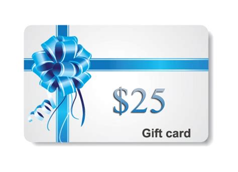 $25 Gift Card | Perfect Note $25 Gift Card