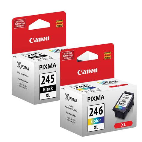 Canon Catridge Cl 746 Xl Color Original canon pixma mx492 great functionality with the essentially smaller size 123inkcartridges canada