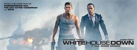 movies like white house down white house down banner heyuguys