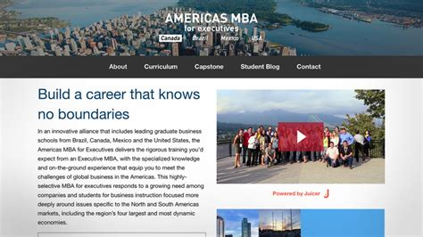 Mba Global Immersion by Global Immersion Track Alliance Cultures And Economies