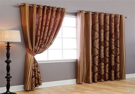 home design curtains windows how to buy curtains for large windows a very cozy home