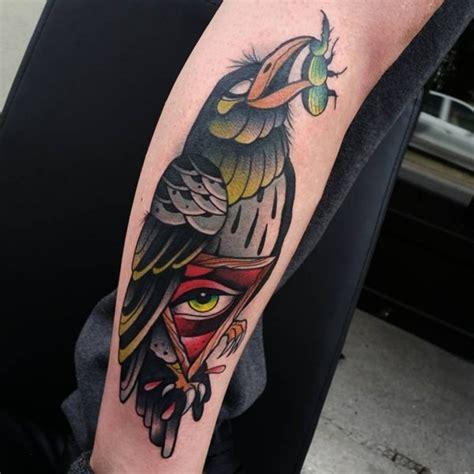 tattoo ideas raven 55 artistic raven tattoo designs
