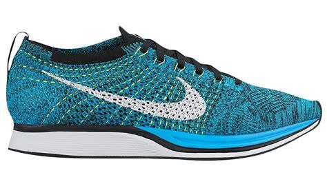 Nike Racer Flyknit 3 the nike flyknit racer now comes in blue glow weartesters