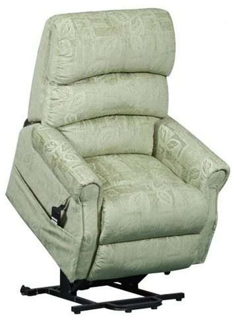 green recliner dual motor riser recliner chair rise and recline lift