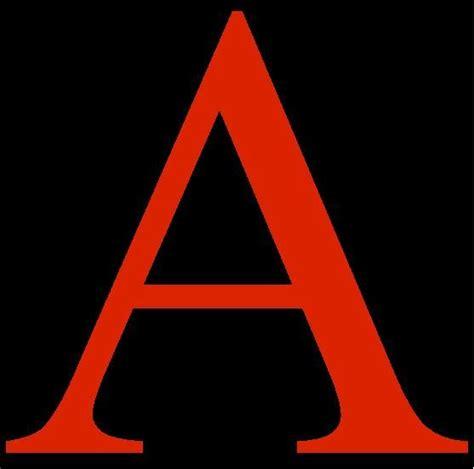 scarlet letter symbols a dr 1611