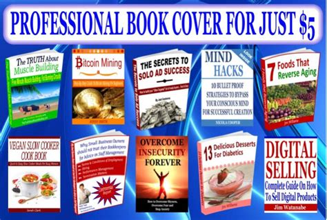 ebook cover design jobs design professional ebook cover or kindle cover