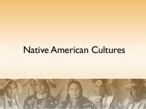 native americans powerpoint