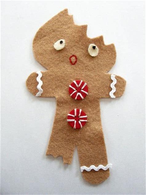 half eaten gingerbread man 183 how to make a gingerbread man