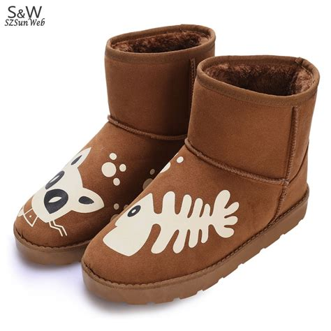 cheap winter boots for cheap price snow boots soft leather for winter