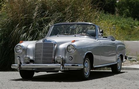 classic mercedes convertible 1960 mercedes benz 220 se convertible by classic showcase