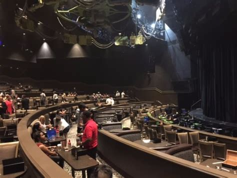 david copperfield theatre seating chart the theatre picture of david copperfield las vegas