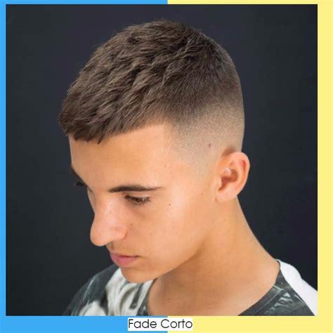 peinados cortos hombres cortes de cabello modernos para hombres peinados lindos