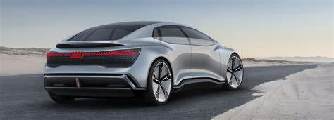 concept car audi audi aicon concept car presented at frankfurt motor show 2017