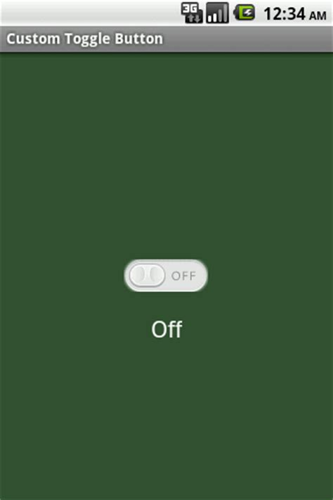 android toggle button idroid software inc android custom toggle button exle