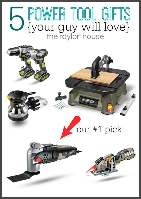 Power Tool Giveaway - best power tool gift ideas giveaway the taylor house
