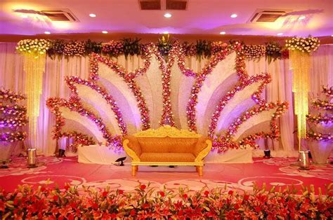 indian wedding stage decoration photos magnificent