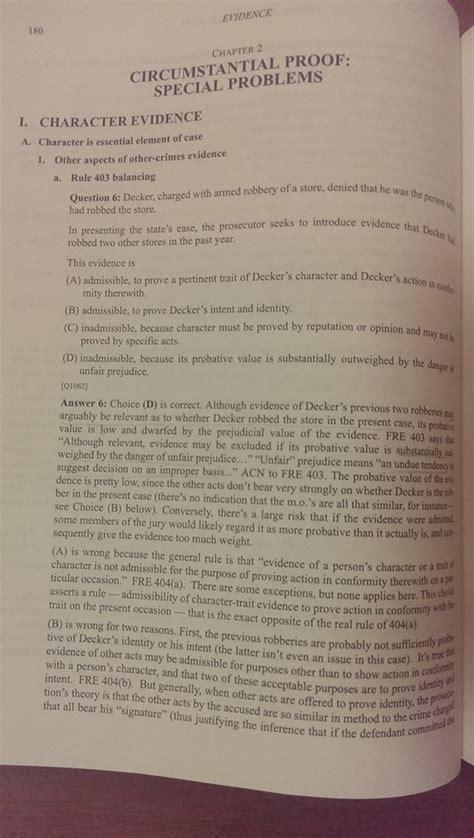 Multistate Essay Tips by Barbri Multistate Essay Workbook