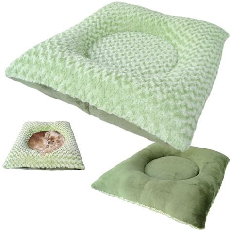 pet pillow bed square and rectangle luxury pillow pet beds custom made to