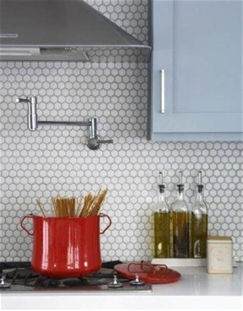 hexagon tile kitchen backsplash hexagon tile backsplash foter