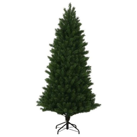 instant shape christmas trees 7 5 medium oregan fir instant shape artificial tree unlit 5ive dollar market