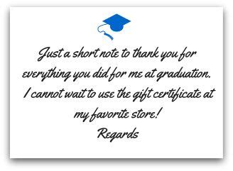 thank you card template graduation money graduation thank you notes