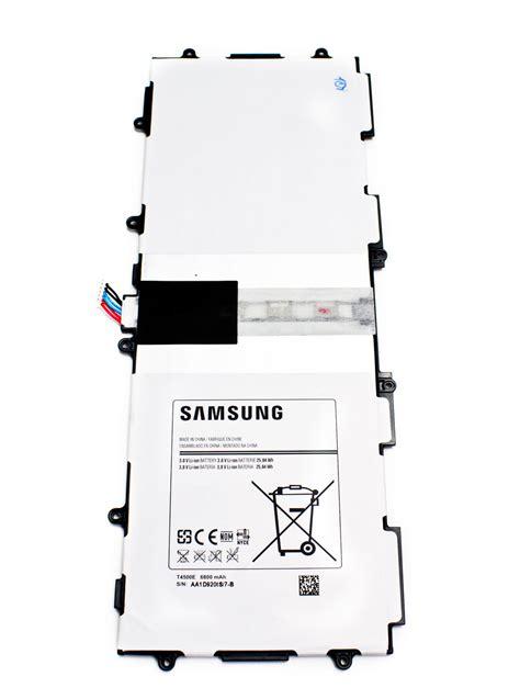 Baterai Galaxy Tab 3 bateria compatible samsung galaxy tab 3 p5200 p5210 p5220