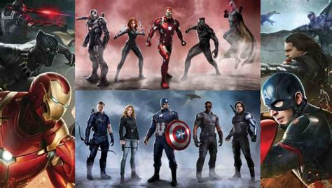 A4 Civil War Team A explaining the civil war concept scarlet witch team divisions more the insightful panda
